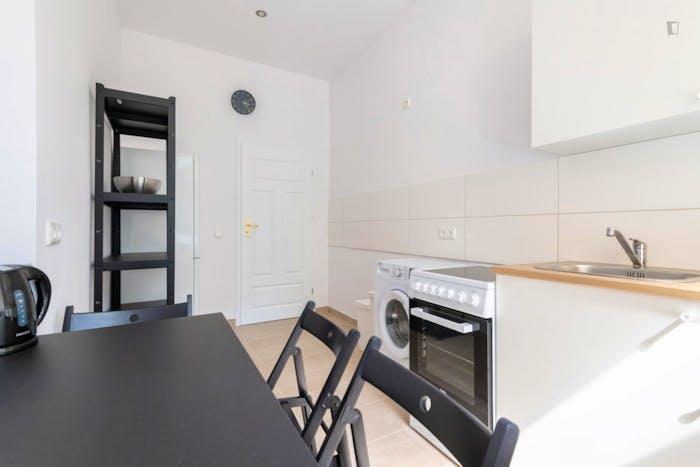 Welcoming single bedroom in Oberschöneweide  - Gallery -  7