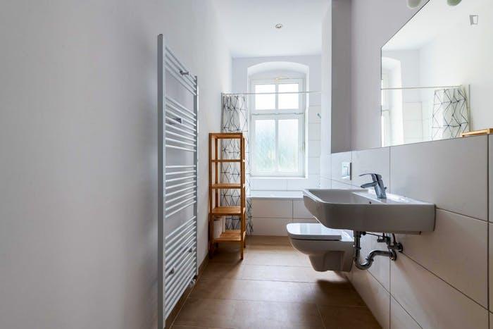 Welcoming single bedroom in Oberschöneweide  - Gallery -  9