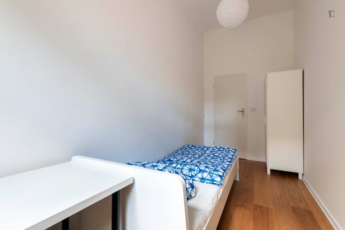 Welcoming single bedroom in Oberschöneweide  - Gallery -  3