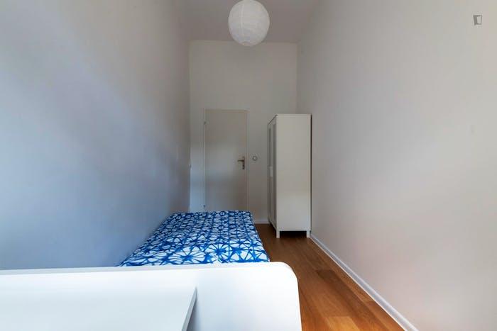 Welcoming single bedroom in Oberschöneweide  - Gallery -  4