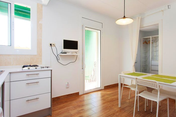 Welcoming 2-bedroom apartment in awesome La Barceloneta  - Gallery -  7