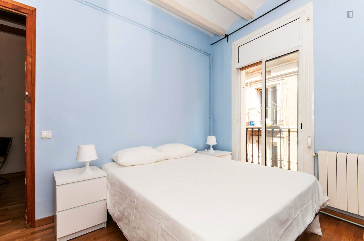 Lovely 1 Bedroom Apartment Close To Alba Study Abroad Barcelona Barcelona Student Accommodation