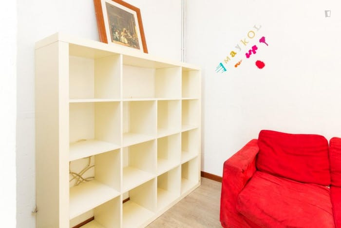 Welcoming double bedroom close to the lively La Latina area  - Gallery -  4