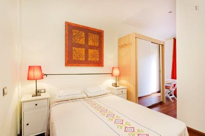 Wonderful 3-bedroom flat near the Hospital Clínic metro  - Gallery -  2