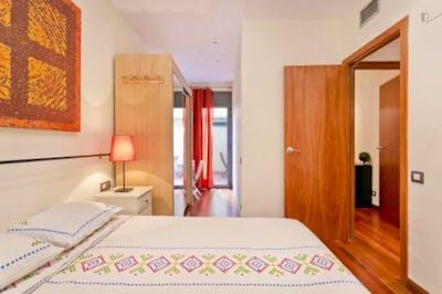 Wonderful 3-bedroom flat near the Hospital Clínic metro  - Gallery -  3