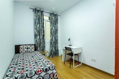 Welcoming single bedroom in the central El Raval neighbourhood  - Gallery -  1