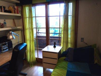 Warm single bedroom in Torrelodones  - Gallery -  1