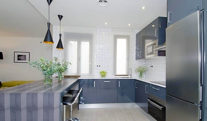 Wonderful 2-bedroom apartment near Mondragon Team Academy University  - Gallery -  5