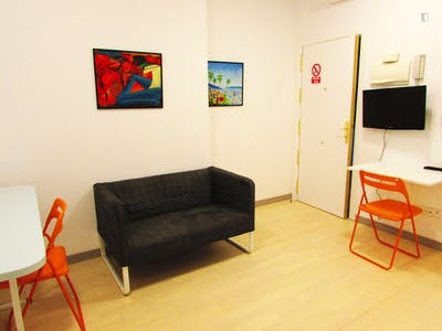 Well-located studio in Lavapiés, central Madrid  - Gallery -  1