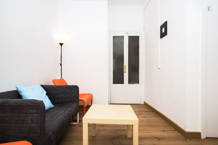 Wonderful single bedroom close to the Urquinaona metro station  - Gallery -  9