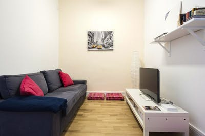 Swell single bedroom near Dreta de l'Eixample  - Gallery -  3