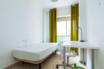 Swell single bedroom near central Granada, close to Facultad de Derecho  - Gallery -  1