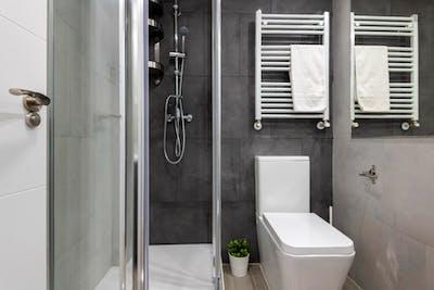 Tasteful double bedroom in a modern flat, in Delicias  - Gallery -  3