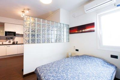 studio apartment in La Salut  - Gallery -  1
