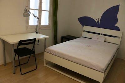 Very cool double bedroom near the Facultad de Comercio y Turismo  - Gallery -  1