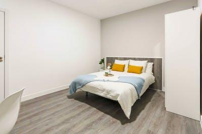 Tasteful double bedroom in Vallehermoso  - Gallery -  2