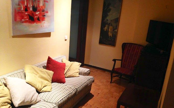 Very nice double bedroom close to the Thyssen-Bornemisza Museum  - Gallery -  4