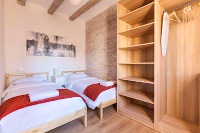 Superb 1-bedroom apartment in La Barceloneta  - Gallery -  1