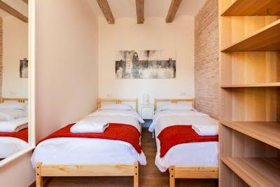 Superb 1-bedroom apartment in La Barceloneta  - Gallery -  2