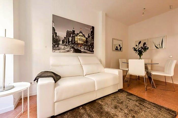 Wonderful 1-bedroom apartment near UNED - Facultad de Derecho  - Gallery -  5