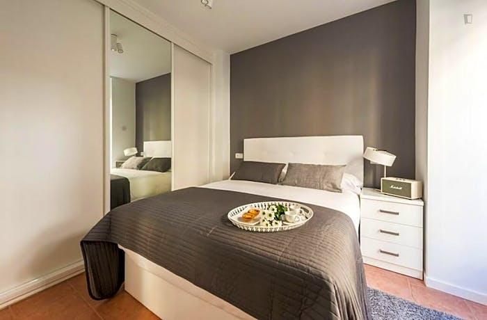 Wonderful 1-bedroom apartment near UNED - Facultad de Derecho  - Gallery -  1