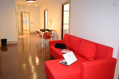 Very nice double bedroom close to the Alonso Martínez metro station  - Gallery -  3