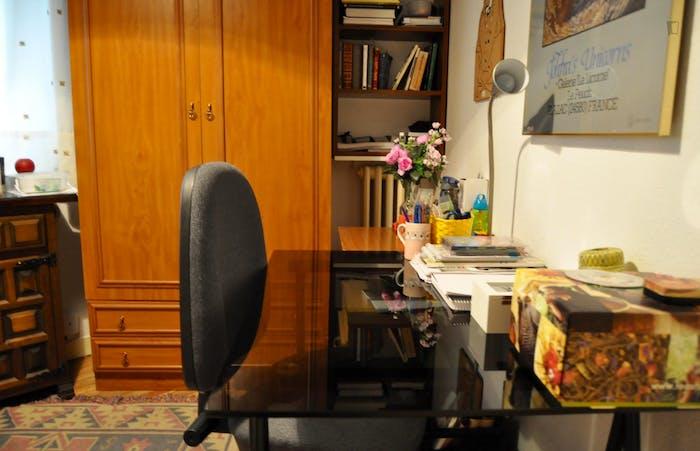 Wonderful single bedroom near Diego de León metro station  - Gallery -  5