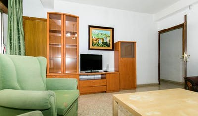 Very cute single bedroom near Parque García Lorca  - Gallery -  3