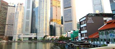 Boat Quay Apartments