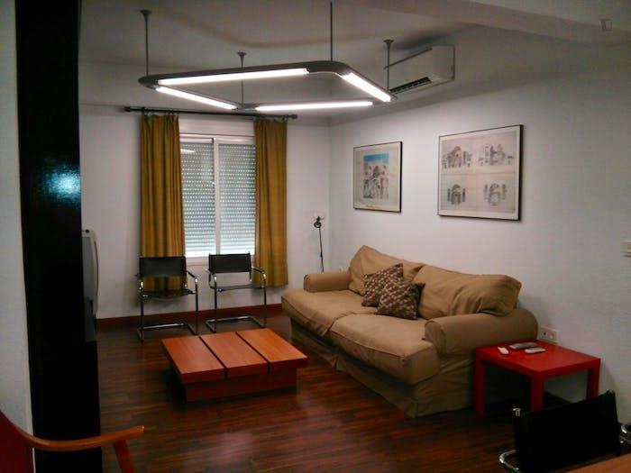 Very posh 3-bedroom flat in the centre of Granada  - Gallery -  2