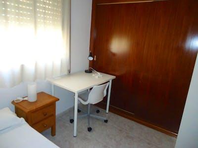 Classy single bedroom near Universidad de Cordoba