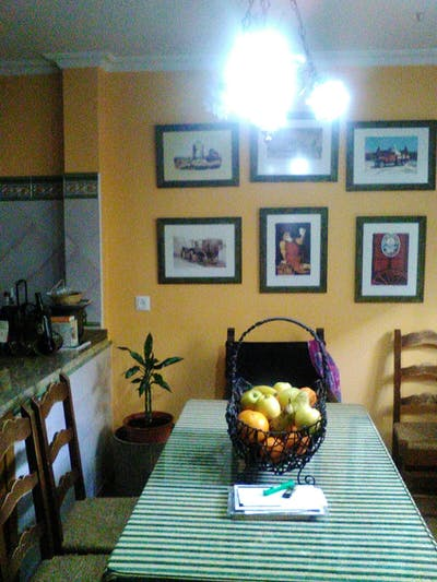 Warm and pleasant single bedroom in Sevilla Este - Carretera de Málaga  - Gallery -  2