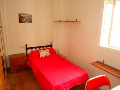 Tasteful single bedroom near Universidad de Córdoba  - Gallery -  1