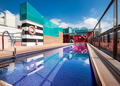The Student Hotel Barcelona - Marina  - Gallery -  2