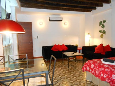 Very cool 2-bedroom apartment in the hip centre of Granada  - Gallery -  1