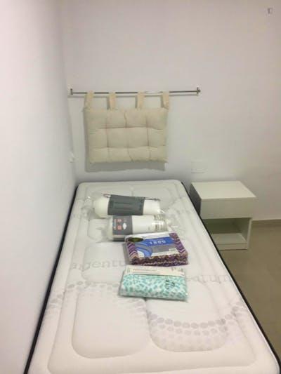 Habitaciones ideales en el centro Andaluz