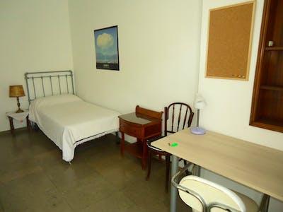 Sublime single bedroom near Jardines de la Agricultura  - Gallery -  1