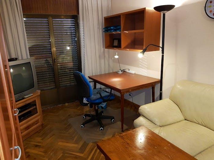 Very cool double bedroom in Barrio del Oeste  - Gallery -  9