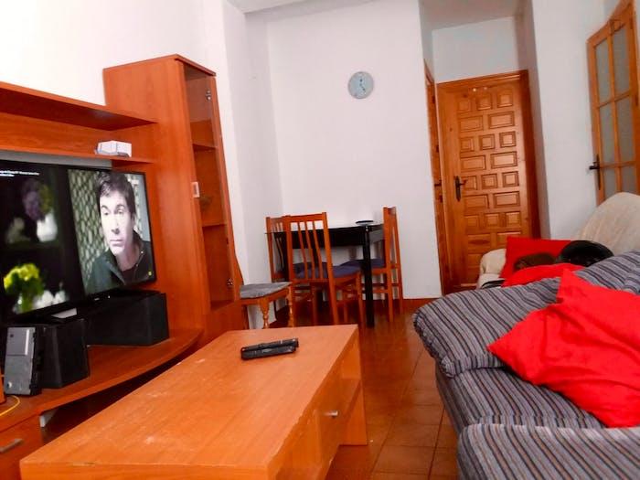 Very cool 3-bedroom flat, in Camino de Ronda  - Gallery -  2