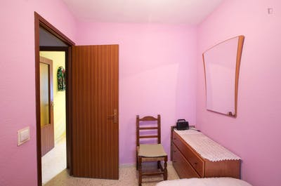 Sweet single bedroom in a 3-bedroom flat close to Facultad Bellas Artes  - Gallery -  2