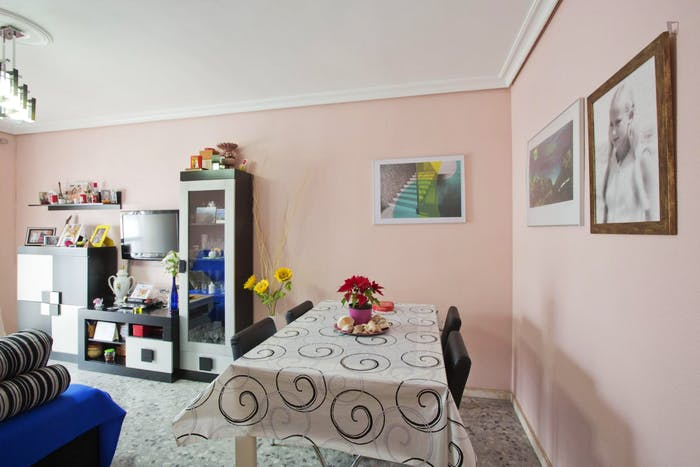 Very cool single bedroom near the Cocheras metro  - Gallery -  6