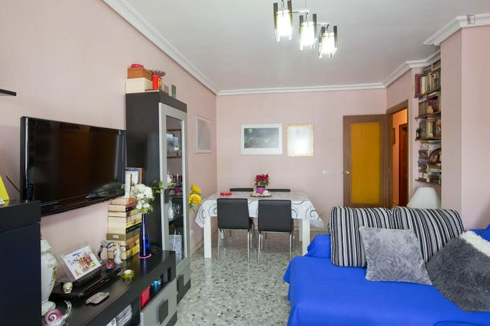 Very cool single bedroom near the Cocheras metro  - Gallery -  7