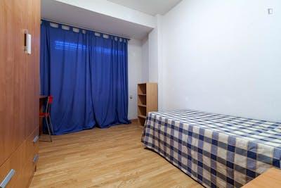 Suitable single bedroom in a flat close to Parque de las Ciencias, Figares  - Gallery -  1