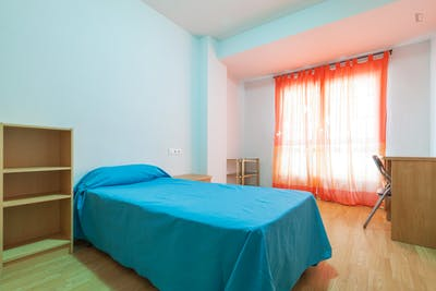 Super nice single bedroom close to the city centre, in Figares  - Gallery -  1