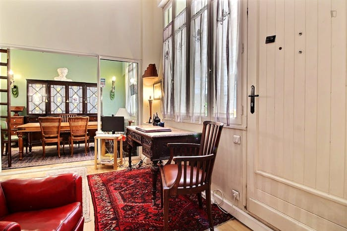 Wonderful 1-bedroom apartment in Paris near Gare de Neuilly subway station  - Gallery -  7