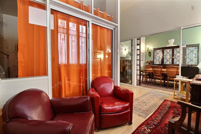 Wonderful 1-bedroom apartment in Paris near Gare de Neuilly subway station  - Gallery -  6