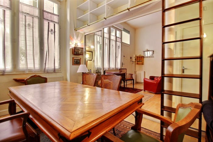 Wonderful 1-bedroom apartment in Paris near Gare de Neuilly subway station  - Gallery -  5