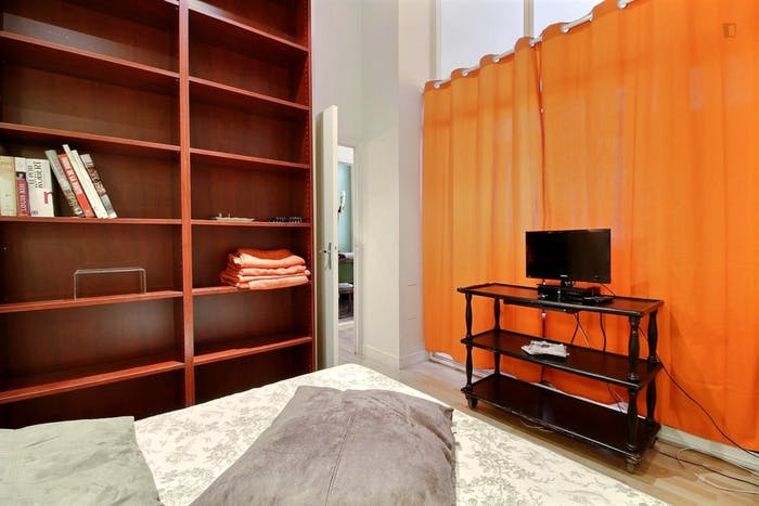 Wonderful 1-bedroom apartment in Paris near Gare de Neuilly subway station  - Gallery -  3