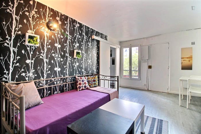 Wonderful 1-bedroom apartment in Paris, near Sentier subway station  - Gallery -  4
