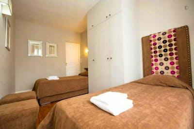 Superb 3-bedroom apartment in Paris  - Gallery -  2
